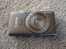 New Openbox Canon PowerShot ELPH 160 / IXUS 160 20.0 MP Digital Camera - Silver