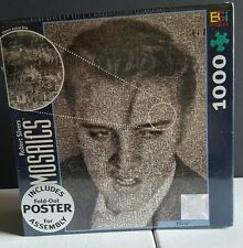Elvis Presley ROBERT SILVERS PHOTOMOSAICS ** ELVIS** 1000 PIECE PUZZLE