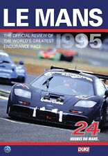 Le Mans 1995 - Official review (New DVD) 24 Hour Endurance race
