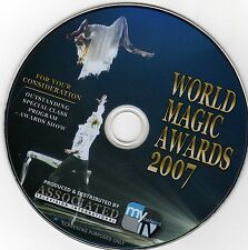 WORLD MAGIC AWARDS '08 DVD ~Pamela Anderson VERY RARE, Hosted by Sir Roger Moore