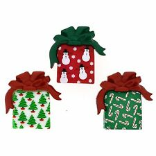 Jesse James Buttons - Dress It Up ~ Under The Tree 7591 ~ Christmas Presents