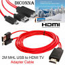 MHL Micro USB Male to HDMI Female Adapter Cable for Android Cell Phone Tablet TV
