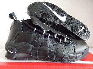 Nike Air Money GS Kids Black Metallic Silver Basketball Shoes AH5215-001 Size 7Y