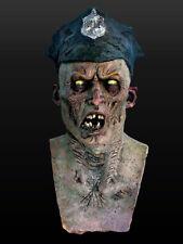 Zombie-Cop Masque Halloween Grusel Latex
