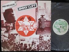 JIMMY CLIFF, Give the People What They Want PROMO Jamaica LP