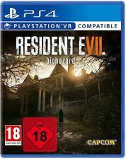 Resident Evil 7 Biohazard - PS4 Playstation 4 - PSVR kompatibel - NEU OVP