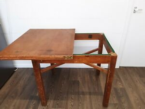 Extending Wooden Table for Kitchen, Dining
