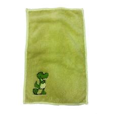 NICI ascigamanino pequeño verde bordado en suave peluches 30x50cm