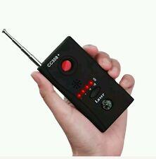 NEW Anti-Spy segnale RF Bug detector Nascosto Obiettivo Fotocamera Dispositivo GSM TRACCIANTE FINDER
