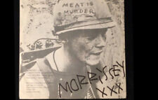 SMITHS MEAT IS MURDER RECORD LP ALBUM SIGNED MORRISSEY RARE 1985