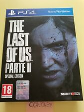 The Last Of Us Parte 2 II Special Edition Pal ITA