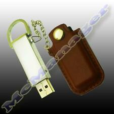Metal 8 GB Flash/Pen drive memoria USB en caso (no falso 32GB-64GB)