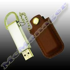 Metal 8GB Flash/Pen Drive USB Memory Stick In Case (not fake 32GB-64GB)