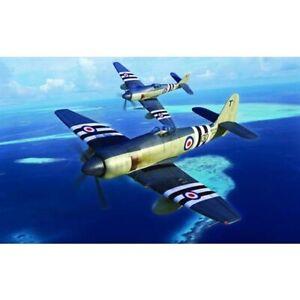 Hawker Sea Fury FB.11 1:48 Model #02844 Trumpeter
