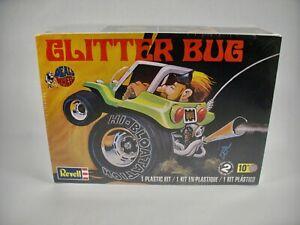 Revell Glitter Bug Deal's Wheels New in Box
