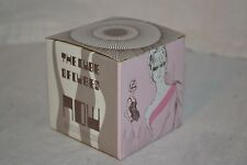 Photo Album Cube Mod Retro Funky Groovy