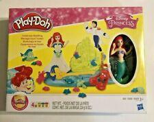 Play-Doh Little Mermaid Undersea Wedding Disney Princess Ariel Prince Eric Fun