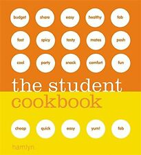 The Student Cookbook (Cookery),Hamlyn