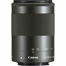 Canon telephoto zoom lens EFM55200mm F4.56.3 IS STM mirror-less dedicated EFM552