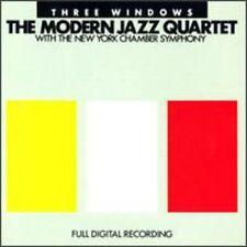 The Modern Jazz Quartet - Three Windows [New CD] Manufactured On Demand