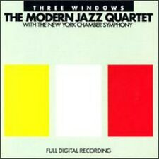 Modern Jazz Quartet Three Windows CD