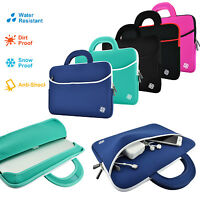 """Google Chromebook 11.6"""" Inch Notebook Laptop Sleeve Bag Pouch Handle Case Cover"""