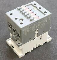 ABB 30kW Schütz A63-30-00 Spule 220/230V 50Hz  230/240V 60Hz AC-3 400VAC AC-1: