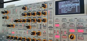Korg Radias Synthesizer + Keyboard + Rack