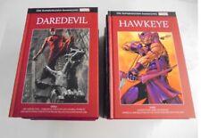 17x Die Superhelden Sammlung Nr.1-17 komplett Marvel Rot Hardcover Z.1