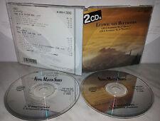 "2 CD BEETHOVEN - SYMPHONY NO 3 ""EROICA"" - SYMPHONY NO 6 ""PASTORALE"" - JAPAN"