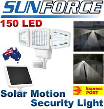 Motion Activated LED Outdoor Lighting
