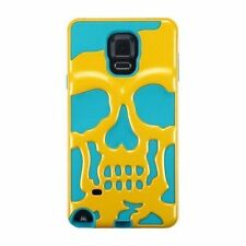 Patterned Rigid Plastic Fitted Cases for Samsung Galaxy Note 4
