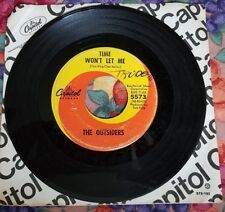 Vintage 45 RPM The Outsiders Time Won't Let Me Capitol 5573 1966