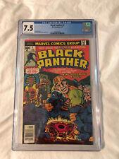 Black Panther 1 CGC 7.5