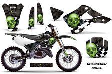 Kawasaki Graphic Kit AMR Racing Bike Decal KXF 250 Decal MX Part 13-14 CHCKRD GB