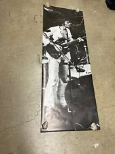 John Lennon the beatles door Poster Vintage 1983 rock Joe Sia C1061