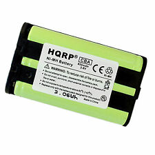 HQRP Battery for Panasonic KX-TG2357B KX-TG2357S KX-TG2386B KX-TG2388B Telephone