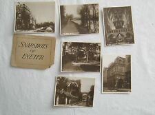 12 Real Photographs  Exeter England