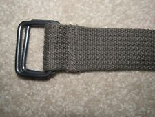 "Olive Green Belt 32"" long x 1 3/4"" wide - Good for Boy Scouts"