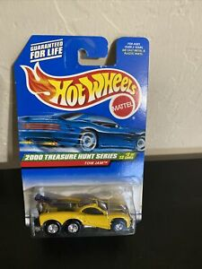 2000 Hot Wheels Treasure Hunt Series Tow Jam Limited Edition # 2 Of 12