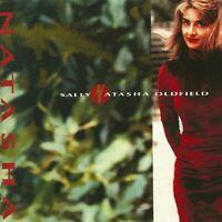 SALLY OLDFIELD Natasha (2014) reissue 10-track CD album NEW/SEALED