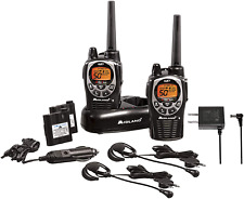 New Midland GXT1000VP4 36-Mile 50-Channel FRS/GMRS Two-Way Radio (Pair)