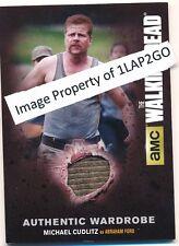 Walking Dead Season 4 Part 2 Wardrobe M36 Michael Cudlitz as Abraham Ford Card