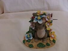 Charming Tails Signed Peek A Boo Bouquet 9721 Fritz Floyd Dean Griff(3269)