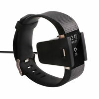 Dock Docking Cradle Charger Cord  USB Charging Wire Cable For Fitbit Smart Watch