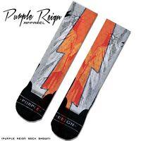 NIKE Kevin Durant KD 6 VI NYC 66 Custom Premium Socks (ALL SZ) Weatherman
