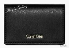 Calvin Klein Handbag Coin ID  wallet  Credit Purse business CK Card Case holder