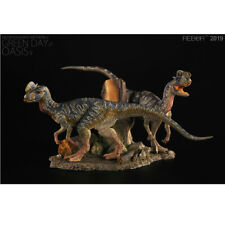 Rebor Dilophosaurus Pair (Green Day and Oasis) NEW