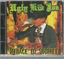 UGLY KID JOE - MENACE TO SOBRIETY - CD MERCURY 1995