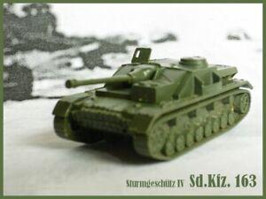 Minitanks RMM / Roskopf Sturmgeschütz IV EDW